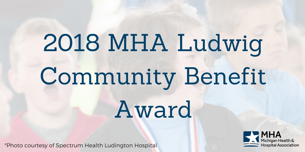 Great Community Benefit Program? Nominate it for a Ludwig Award!