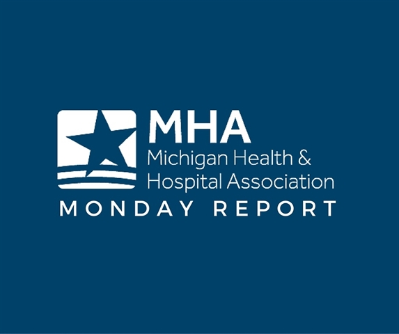 MHA Monday Report July 15, 2019