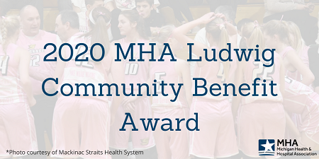 Nominate a Great Community Benefit Program for a Ludwig Award