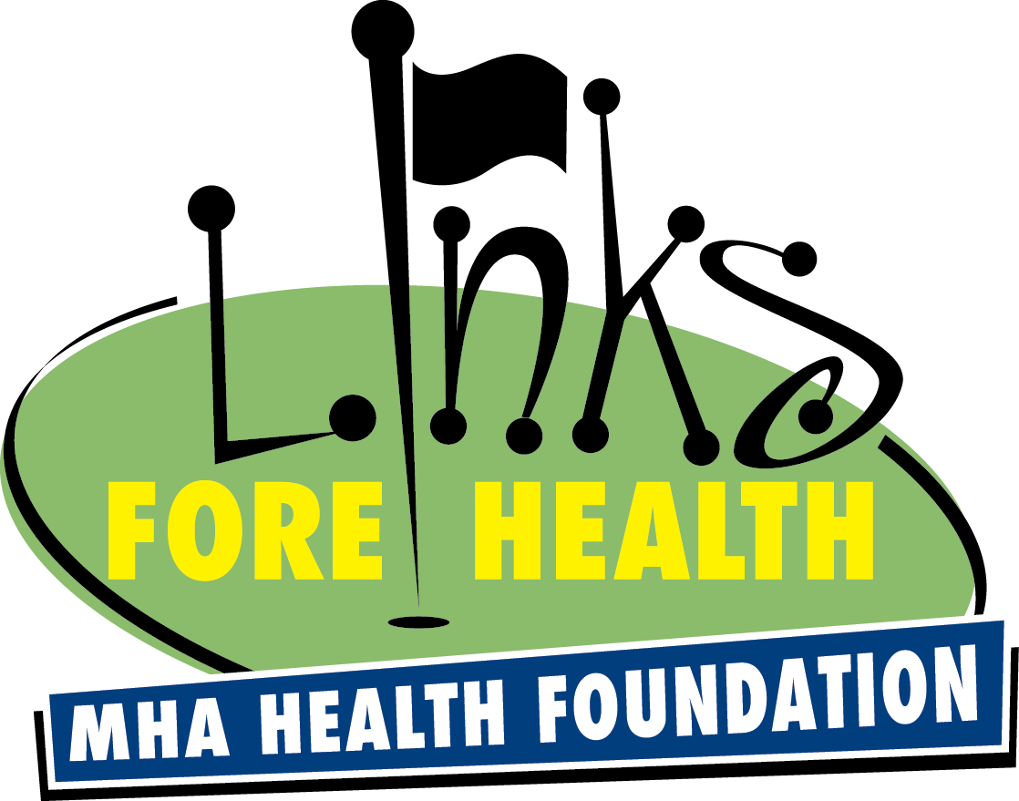 MHA Health Foundation Links Fore Health logo
