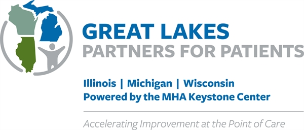 Great Lakes Partners for Patients logo