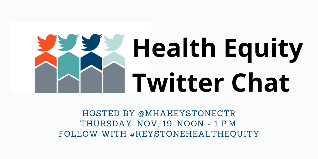 Twitter Chat to Discuss COVID-19 and Health Equity