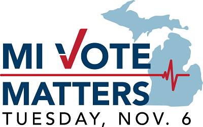 MI Vote Matters Campaign Launched to Encourage Voter Participation Nov. 6